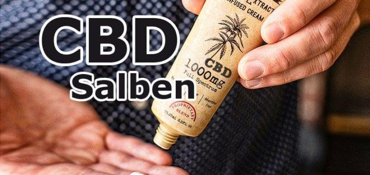 CBD Salbe bei Gelenkschmerzen – hilft sie?