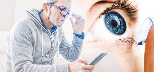 Wie gut sind Gleitsicht-Kontaktlinsen bei Alterssichtigkeit?
