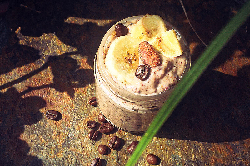 Süße Kaffee-Kakao Creme | Rezept