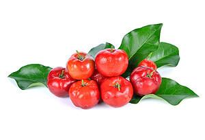 Acerola-Kirsche