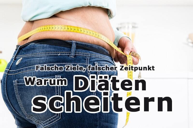Warum scheitern Diäten?