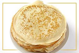 Apfel-Calvados-Palatschinken | Rezept