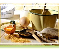 Heidelbeerschmarrn mit Vanillesauce | Rezept