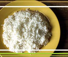 Der Reis aus dem Himalaya - Basmatireis