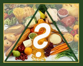 Gesund essen leicht gemacht: die Ernährungspyramide