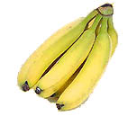 Bananen - Kalziumlieferant