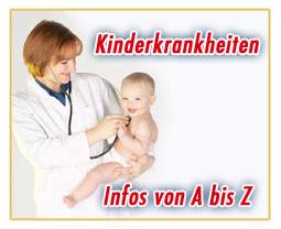 Sämtliche Kinderkrankheiten im Überblick