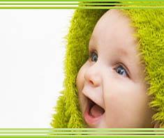 Entwicklung des Babys