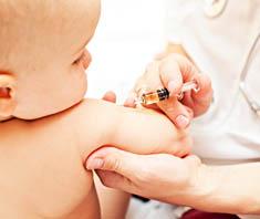 Standardimpfungen für Babys