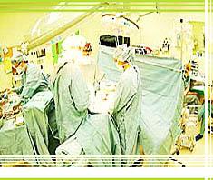 Hüftoperation