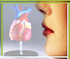 Häufige Todesursache bei Frauen - Herzinfarkt