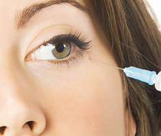 Nervengift Botox als Anti-Aging Mittel