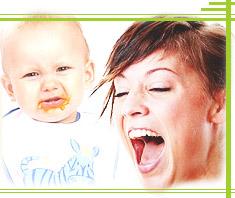 Dreimonatskoliken: Stress für die Eltern und das Kolikbaby