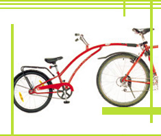 Trailerbikes für mehr Spaß und Sicherheit