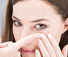 biofokale Kontaktlinsen