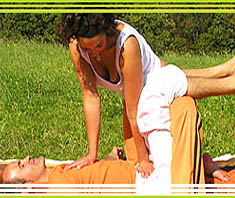 Nuad - Thai Yoga Bodywork