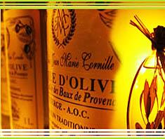 Gesundes Olivenöl