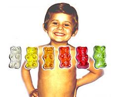 Gummibärchen & Co.: gesunde Naschereien oder Gift für den Körper?