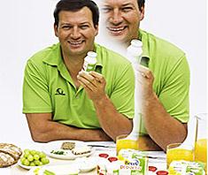 Becel hilft Cholesterin zu senken