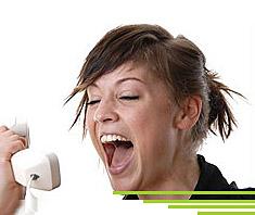 Stalking - Belästigung per Telefon , Mail und SMS